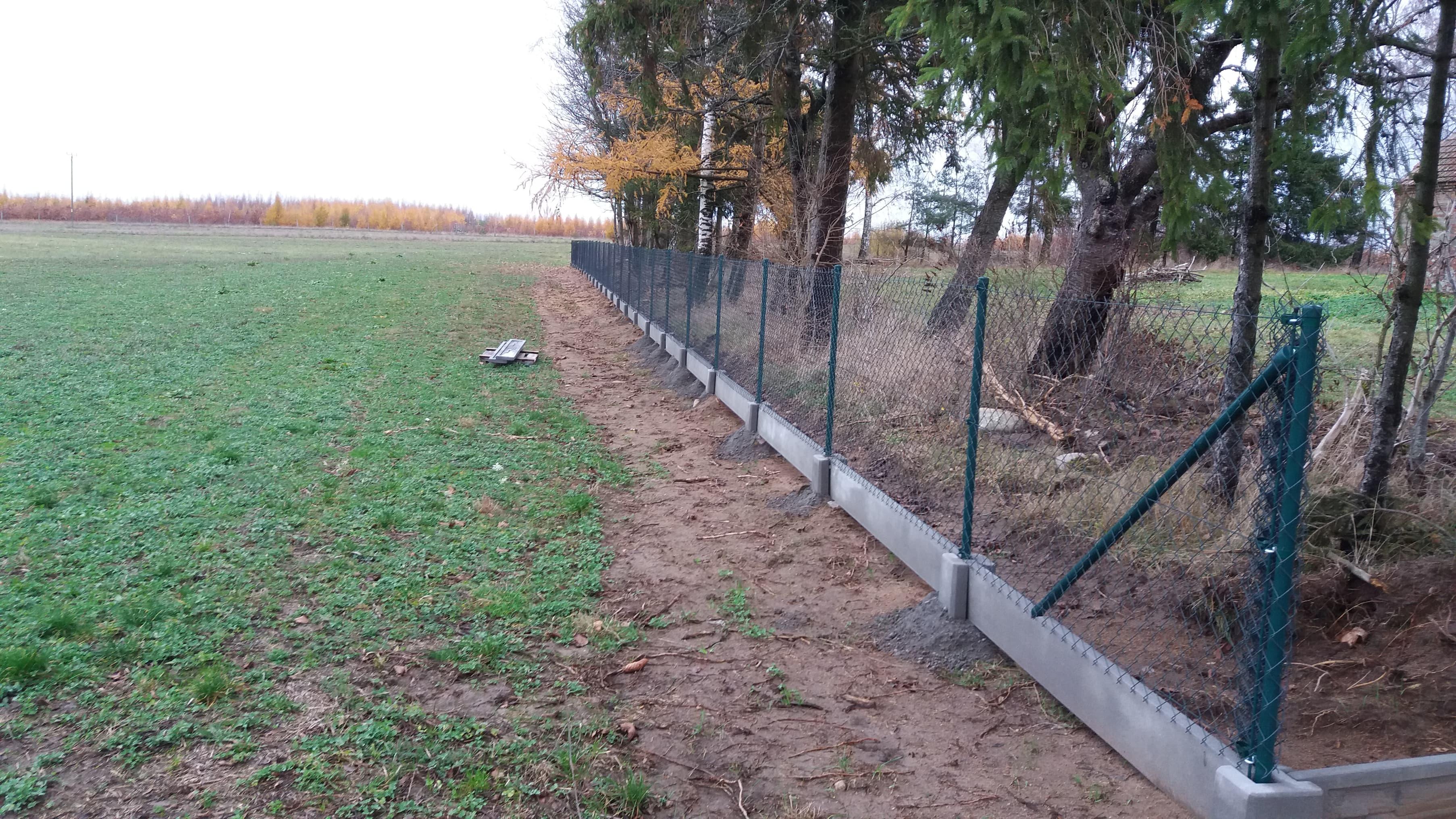 Gartenzäune Leese - Mammutzaun.de